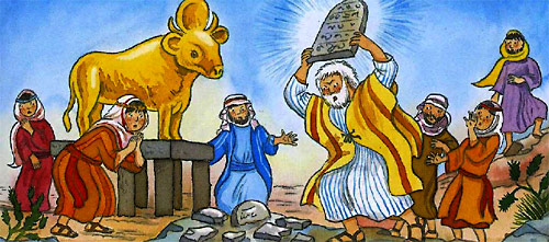 The Golden Calf by Isabella Colette
